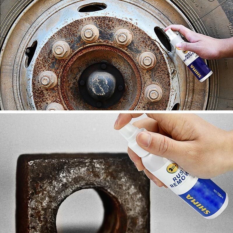 Multifunction Rust Remover