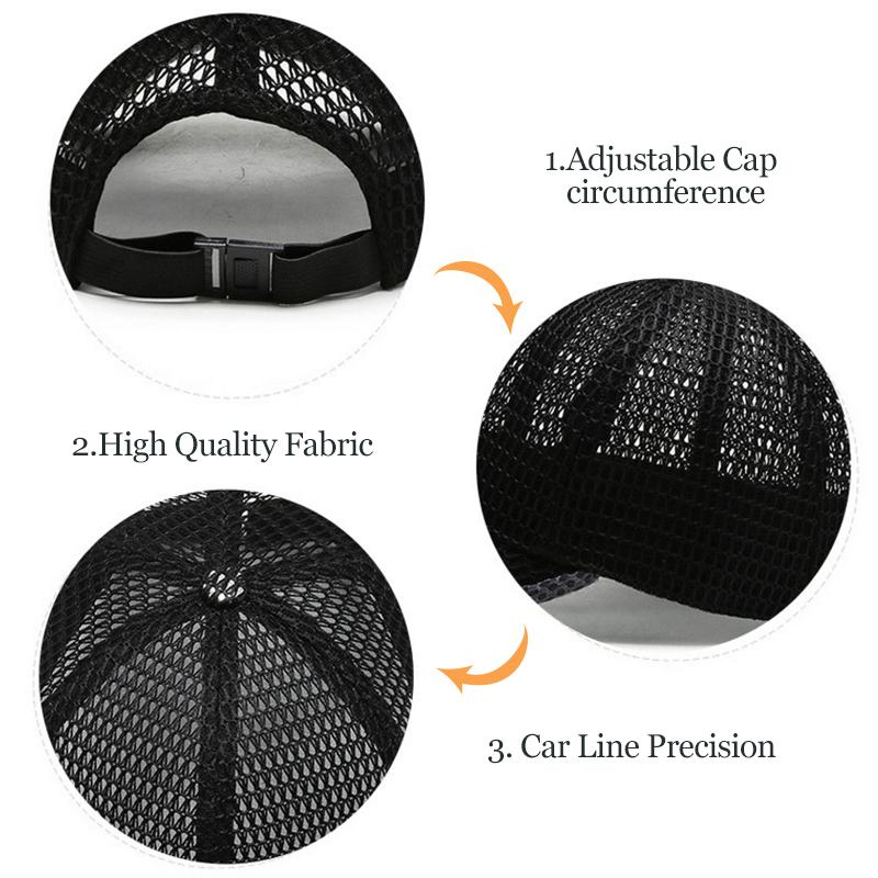 Breathable Mesh Cap