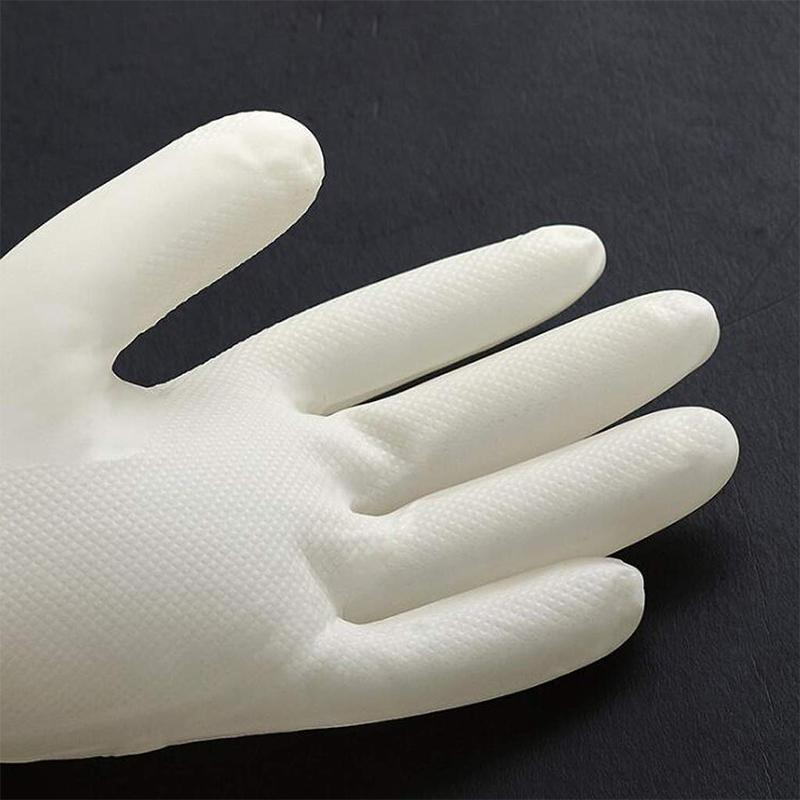 Indestructible rubber gloves (1 pair)