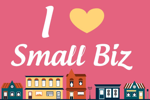 Love small business