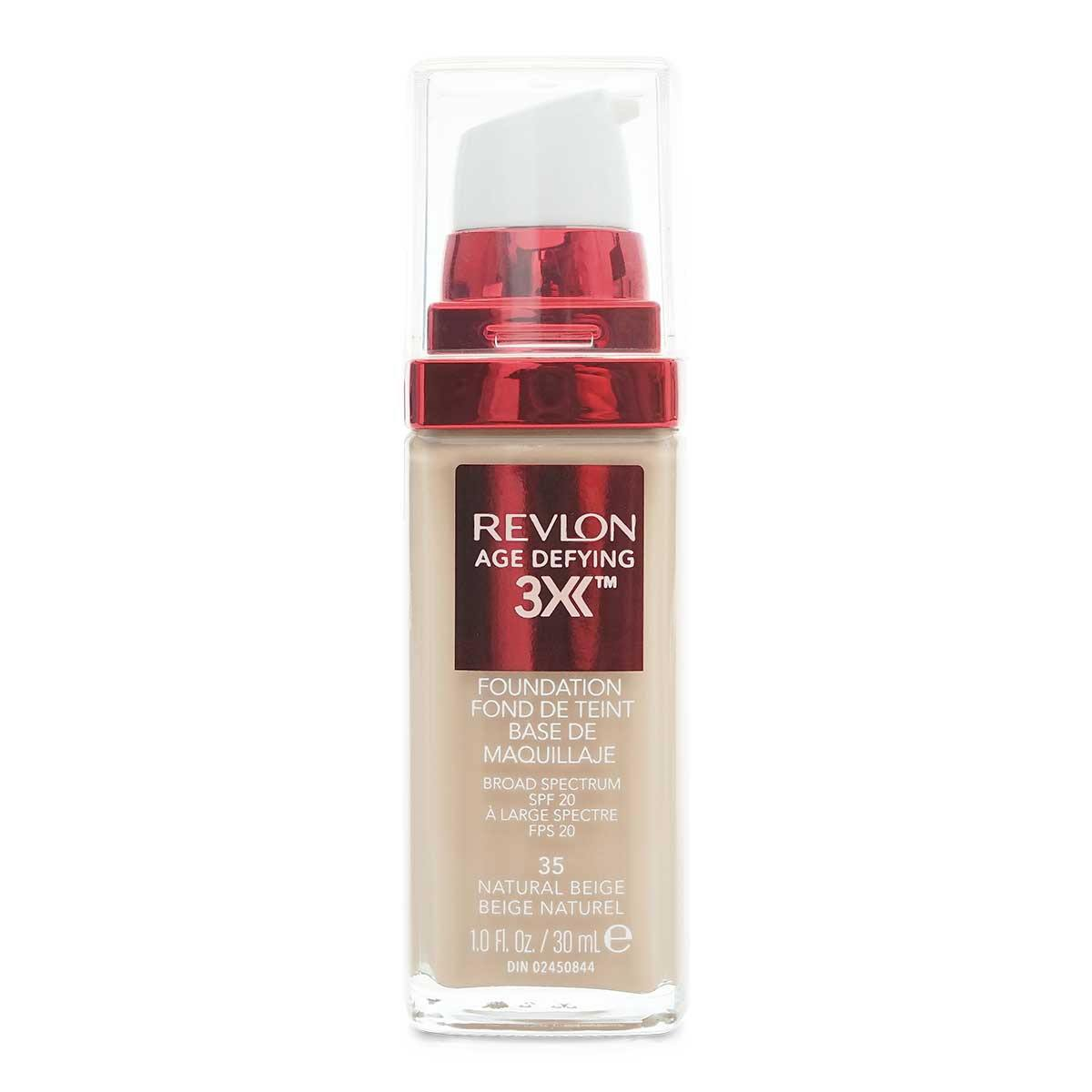 Revlon AGE DEFYING ALL IN ONE FOUNDATION (12/cs)