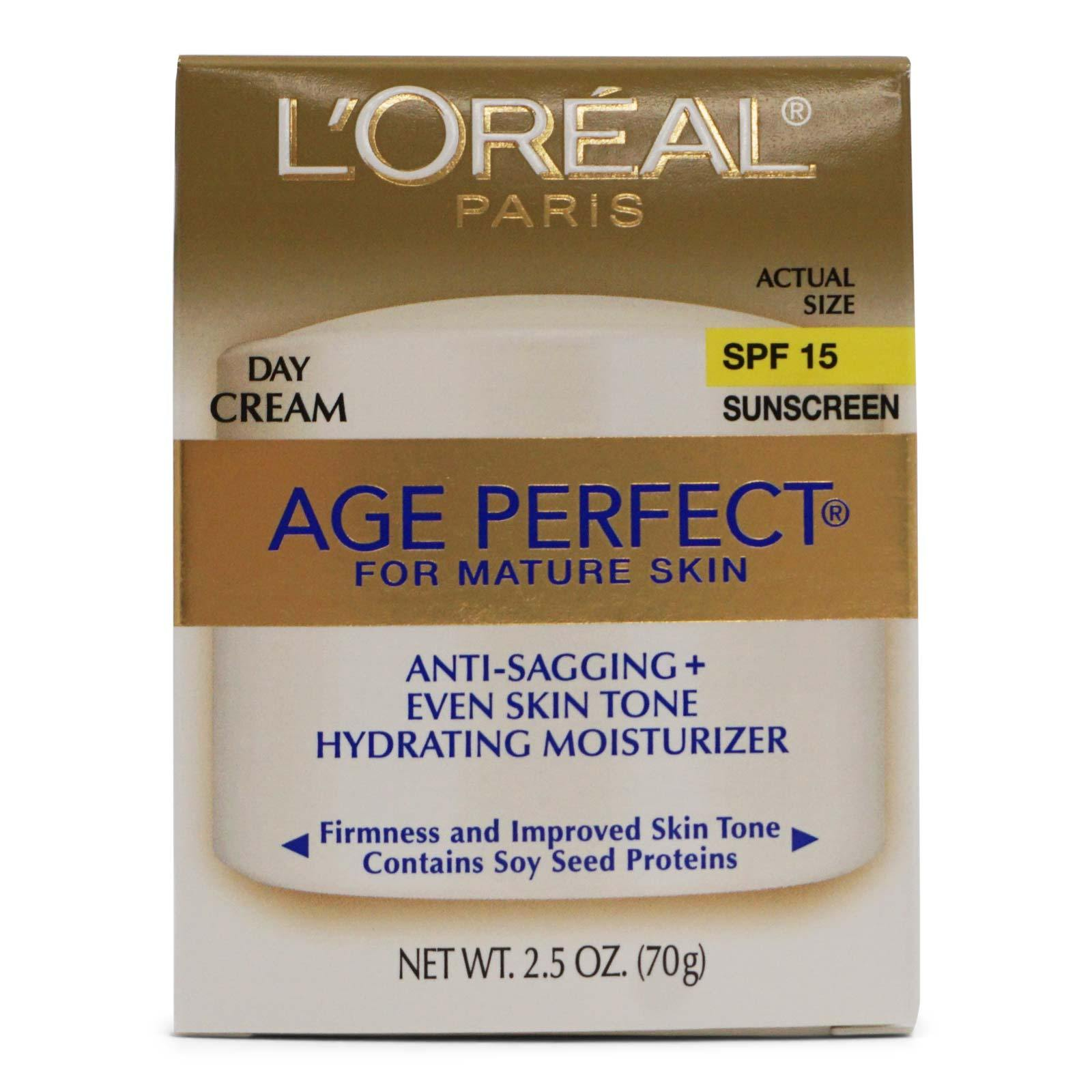 USA Wholesale | L'Oreal Age Perfect Day Cream SPF 15 (24/cs)