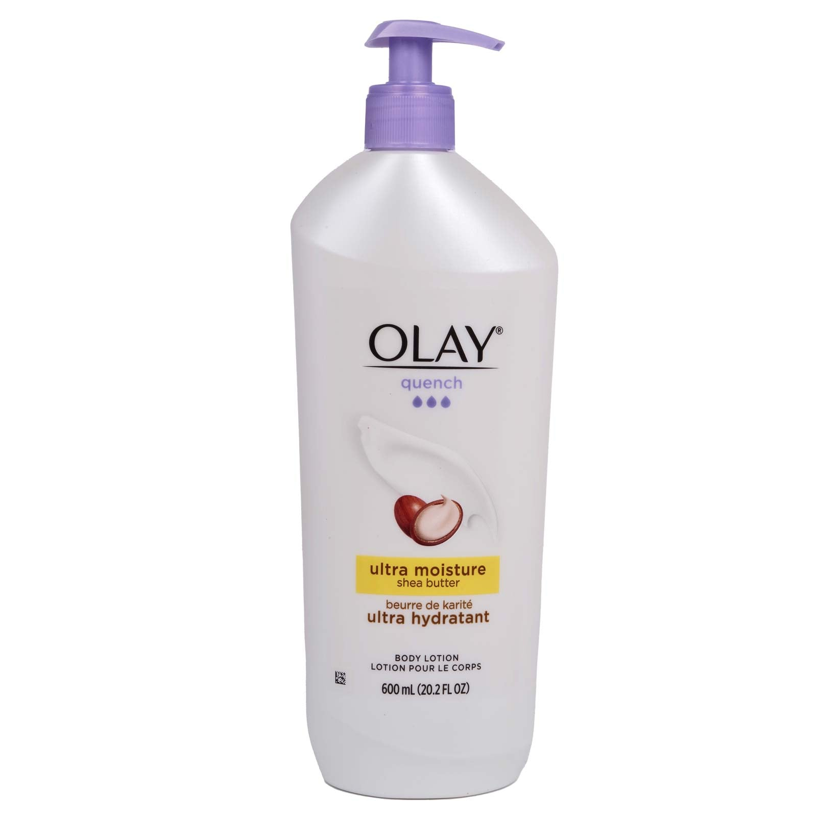 OLAY QUENCH BODY LOTION, ULT MISTURE SB (20.2oz/600ml) (12/cs)