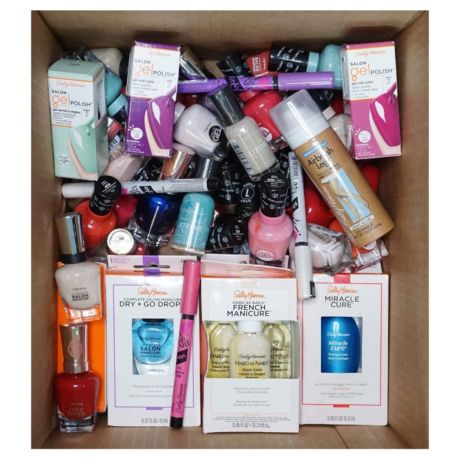 Sally Hansen Assorted Mixed Lot (100/cs)
