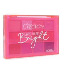 Beauty Creations Dare To Be Bright Eyeshadow Palette (12/cs)