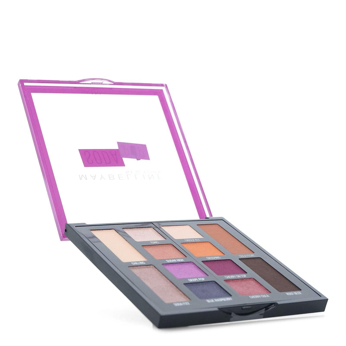 MAYBELLINE 'SODA POP' 12-PAN EYESHADOW KIT # 110 (24/cs)