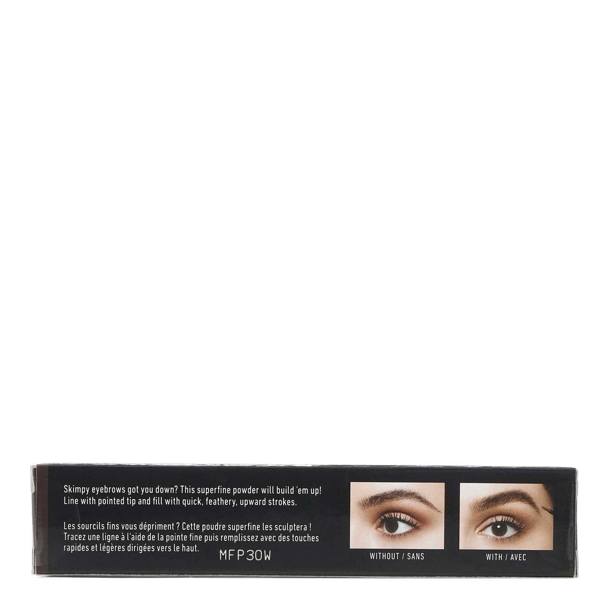 NYX BUILD EM UP BROW POWDER (24/cs)