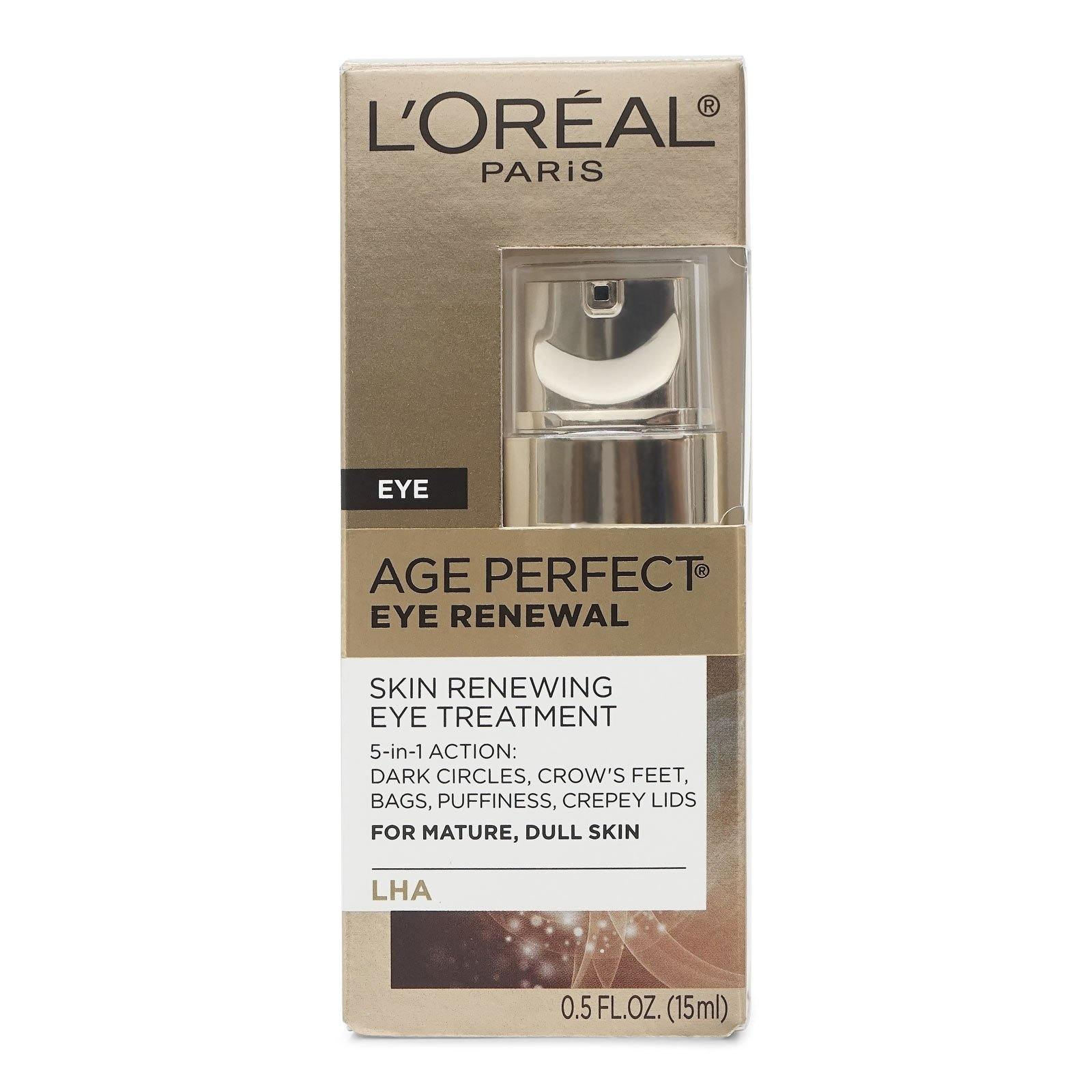 L'Oreal Age Perfect Eye Renewal Eye Cream 0.5 fl. oz. (12/cs)