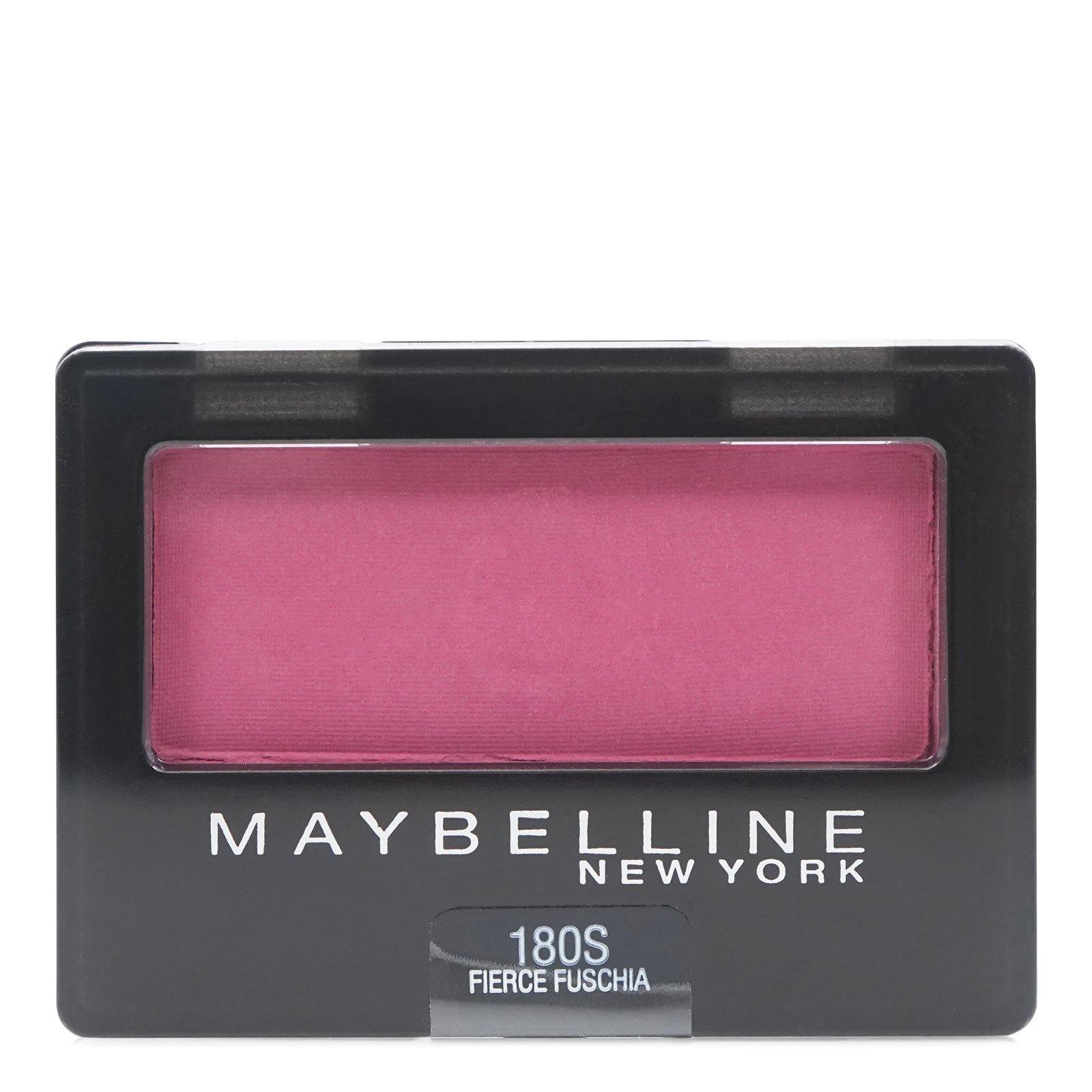 MAYBELLINE EXPERT WEAR SINGLE EYESHADOW- FIERCE FUSCHIA (24/cs)
