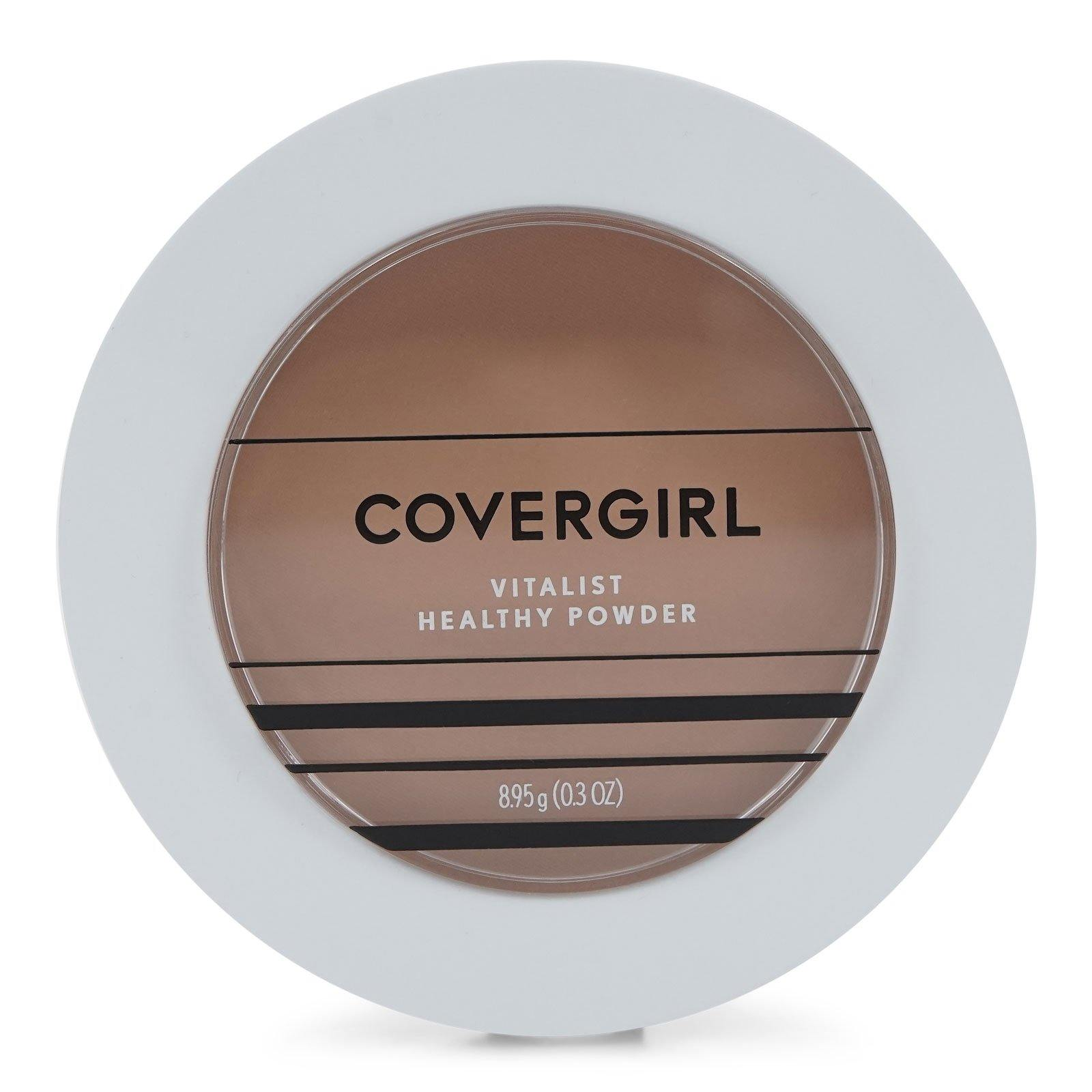 COVERGIRL VITALIST HEALTHY POWDER- MEDIUM BEIGE (12/cs)