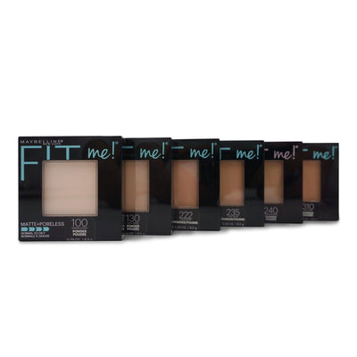 MAYBELLINE | FitMe Powder Makeup Lot