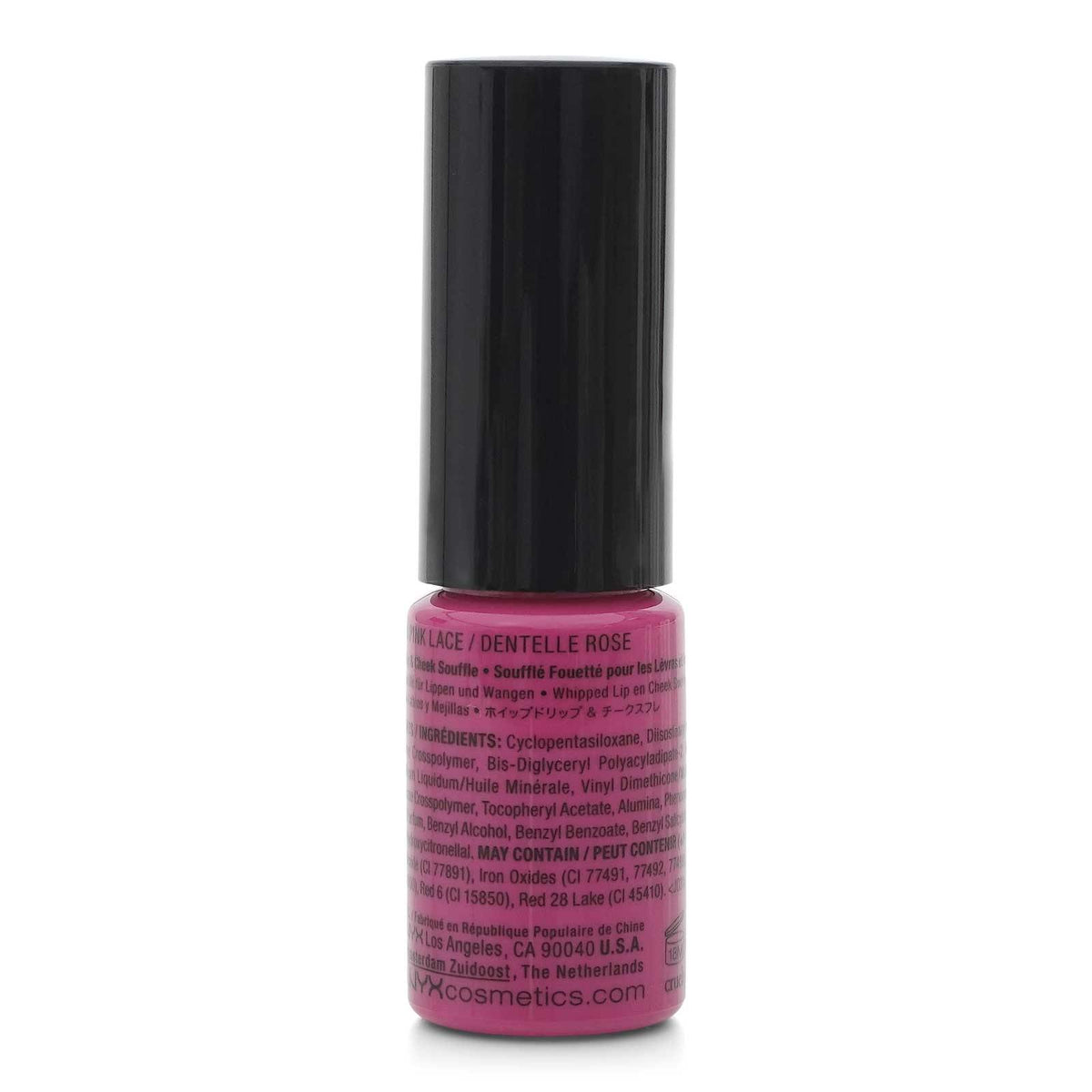NYX WHIPPED LIP & CHEEK SOUFFLE (24/cs)