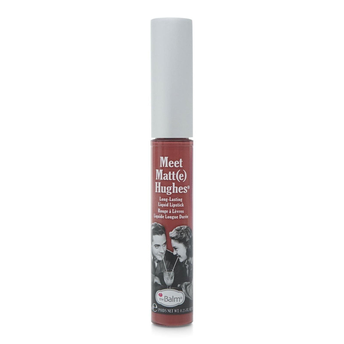 TheBalm Meet Matt(e) Hughes Long Lasting Liquid Lipstick 0.25 oz (3/cs)
