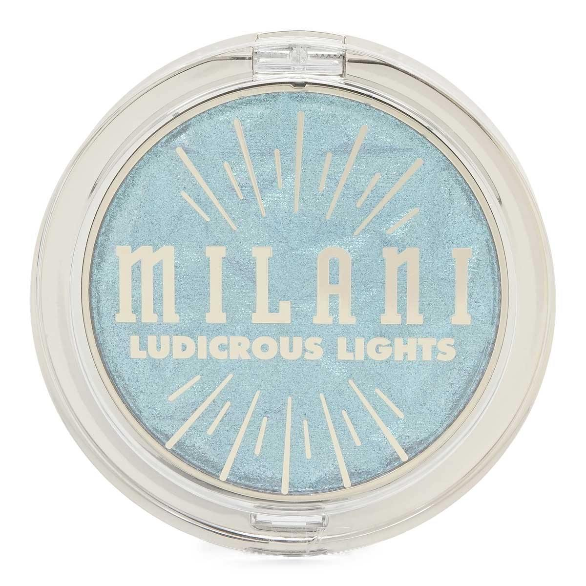 MILANI LUDICROUS LIGHTS CHROME HIGHLIGHTER - LOLLAPA-BLUE-ZA (24/cs)
