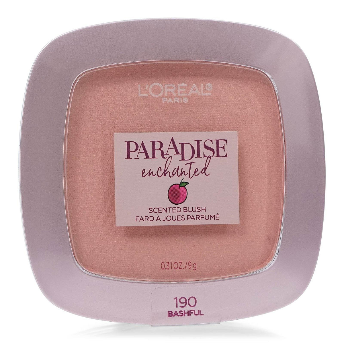 LOREAL PARADISE ENCHANTED BLUSH- BASHFUL? # 190 (24/cs)