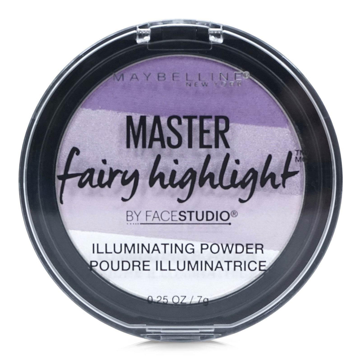 MAYBELLINE FACE STUDIO FAIRY HIGHLIGHTER - PURPLE # 200 (24/cs)