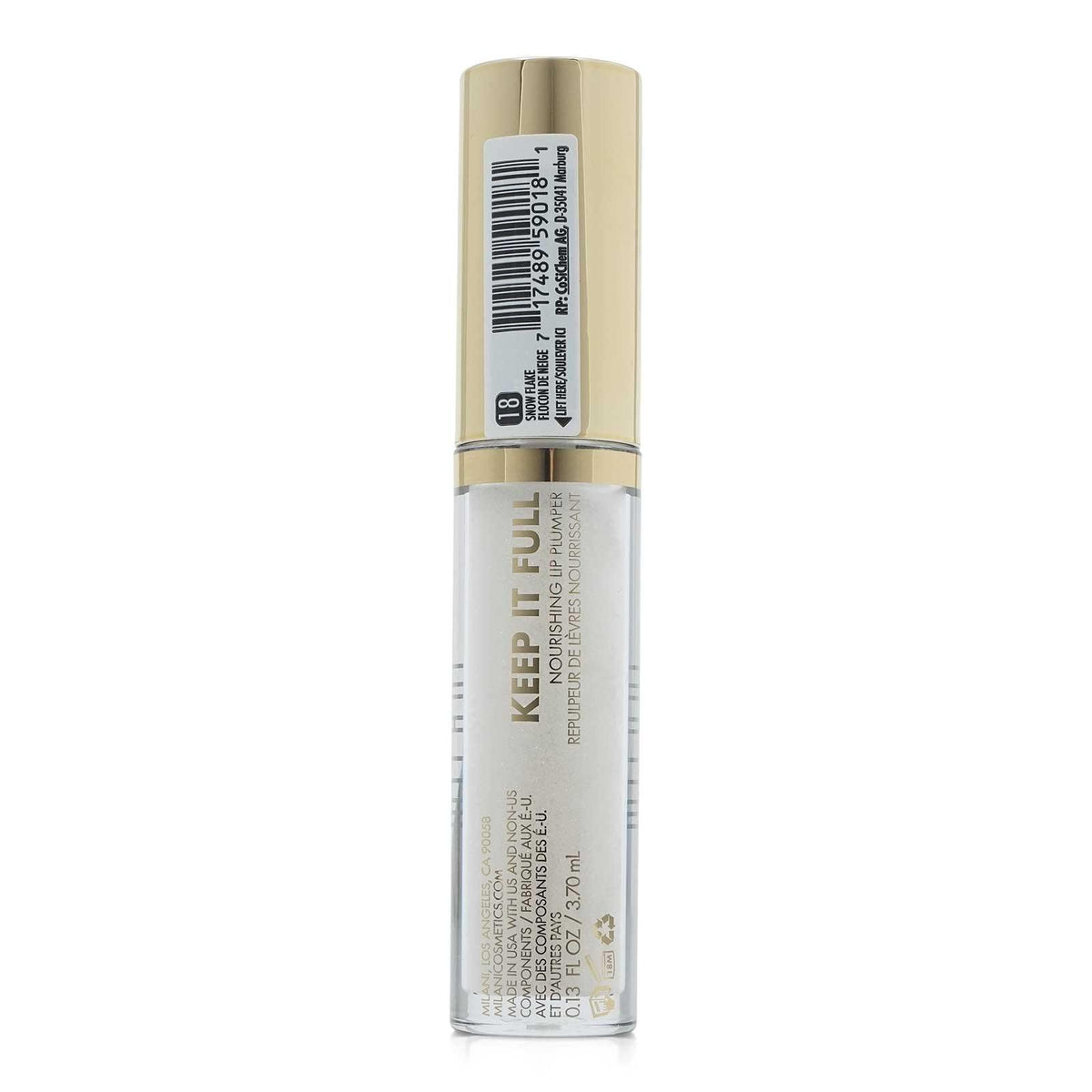 MILANI KEEP IT FULL LIP PLUMPER (24/cs)