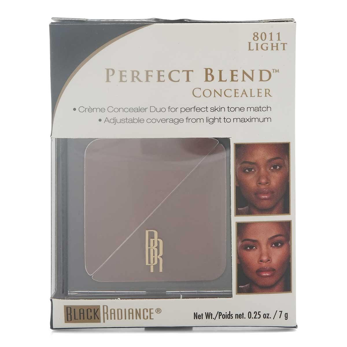 Black Radiance True Complexion Custom Concealer Latte (12/cs)