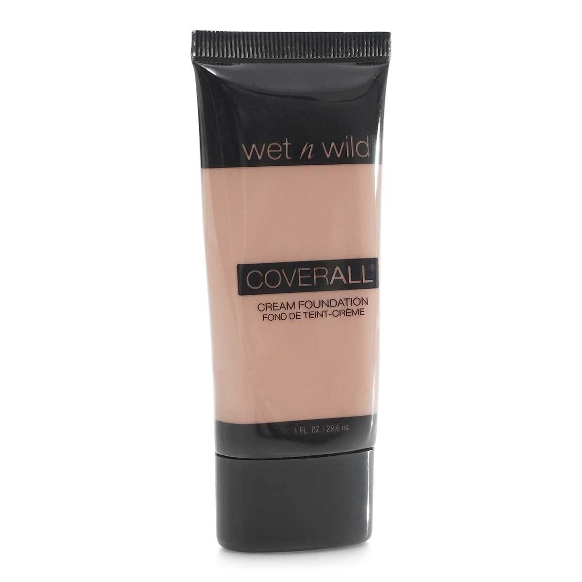 Wet n Wild Cover All Cream Foundation (24/cs)