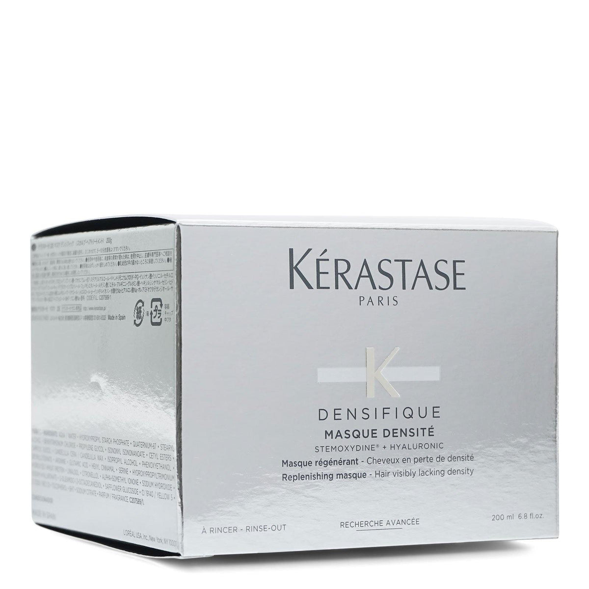 Kerastase Densifique Masque Densite Replenishing Masque 200ml/6.8 fl oz (3/cs)