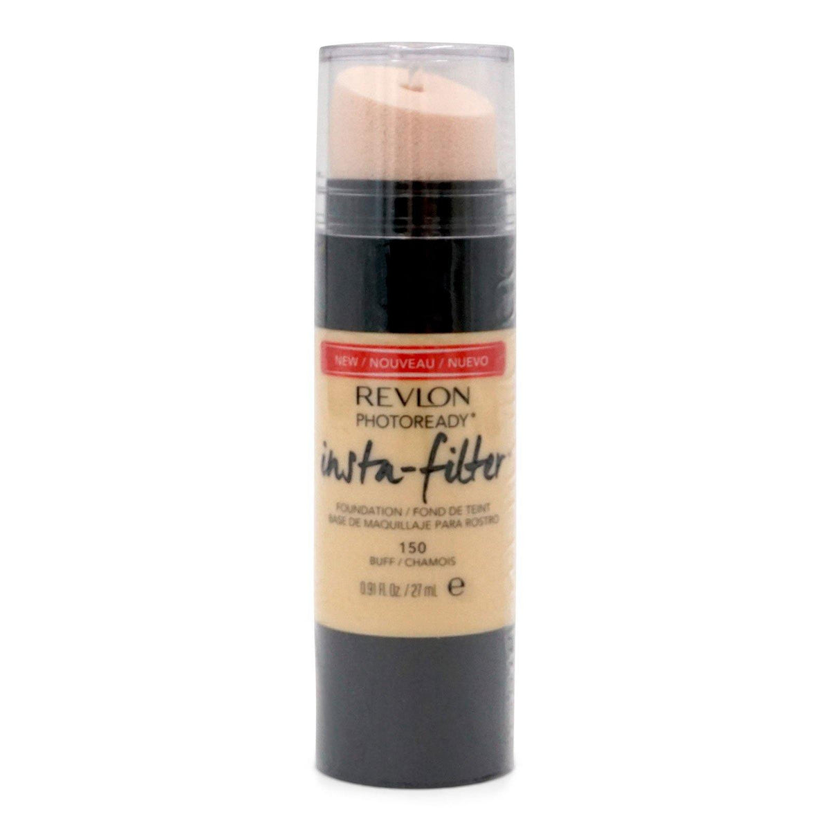 Revlon Photoready Instafix Smart Filter Foundation, Buff (24/cs)