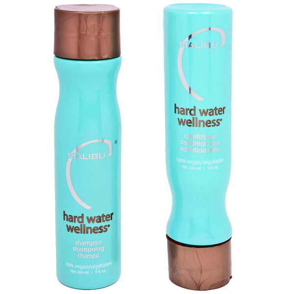 Hard Water Wellness Collection, detoxes and defends hair against hard water minerals.  (12/cs)