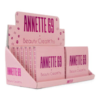 BEAUTY CREATIONS | Annette 69 Eyeshadow Pallette (16 colors X Case of 12)