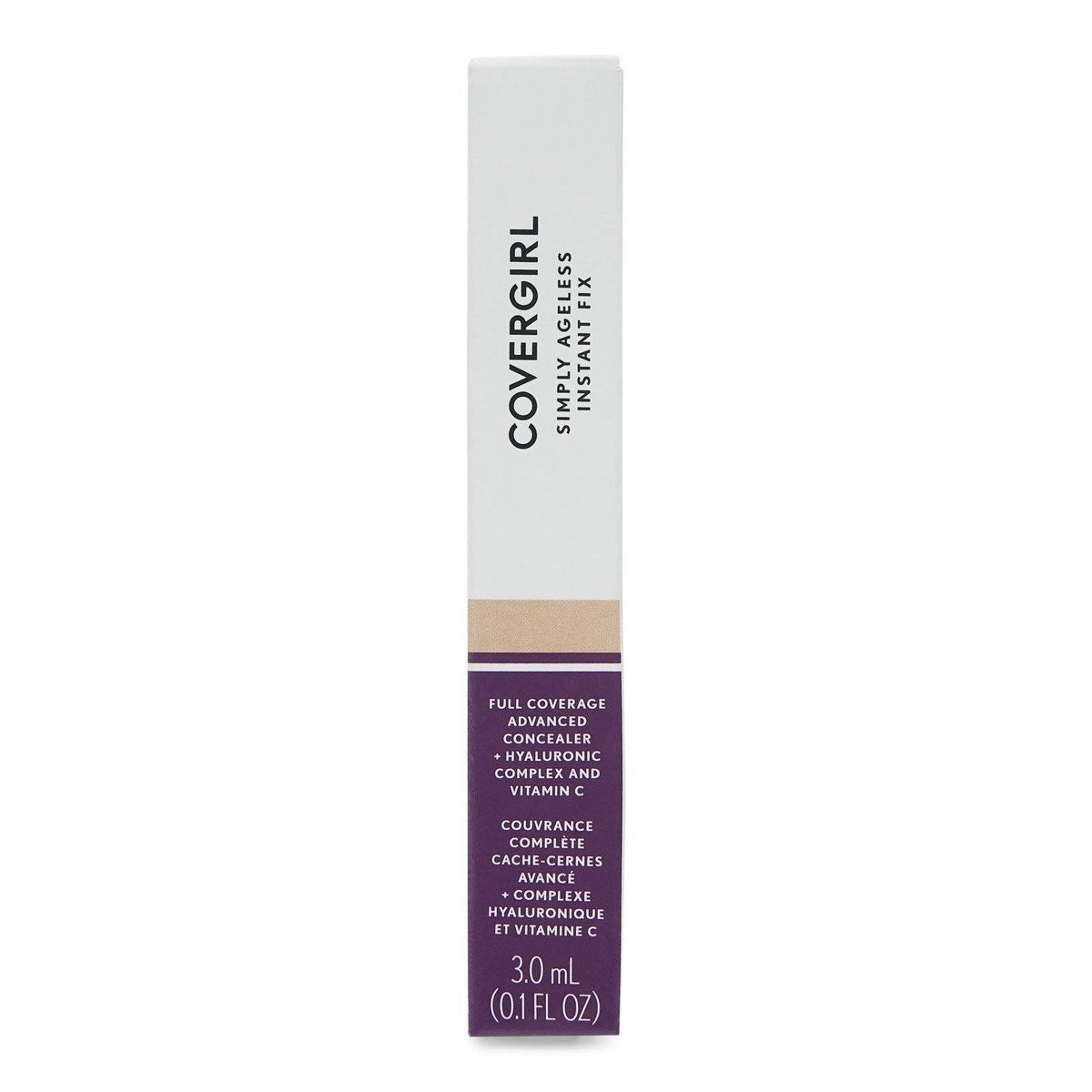 COVERGIRL SIMPLY AGELESS INSTANT FIX CONCEALER (12/cs)