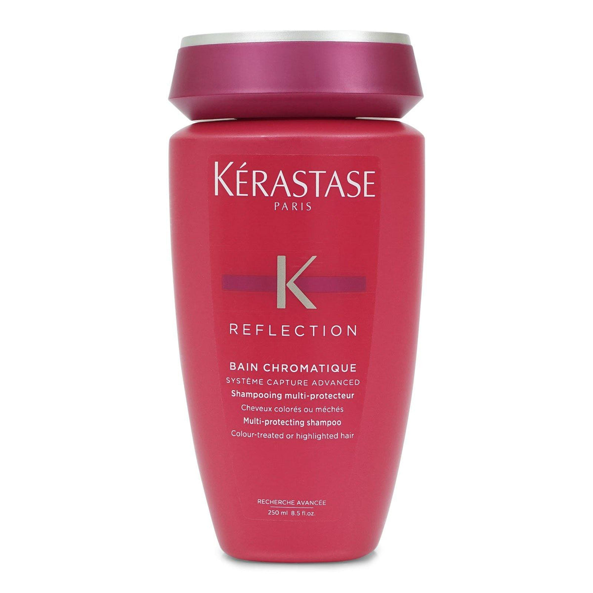 Kerastase Reflection Bain Chromatique Shampooing Multi-Protector for Color Treated Hair 250ml/8.5 fl oz (3/cs)