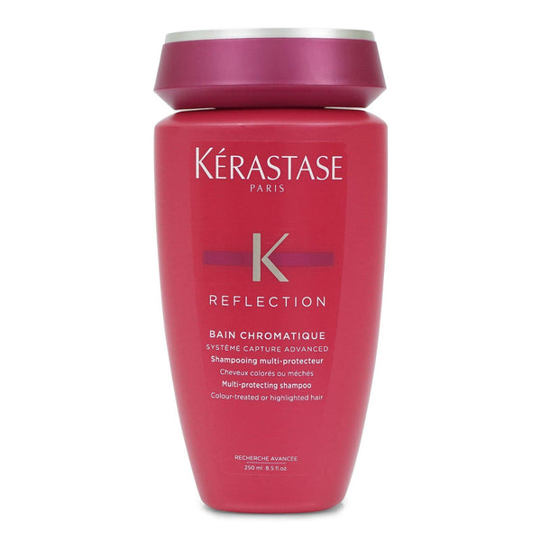 Kerastase Reflection Bain Chromatique Champú Multi-Protector para Cabello Teñido 250ml / 8.5 fl oz (3 / cs)