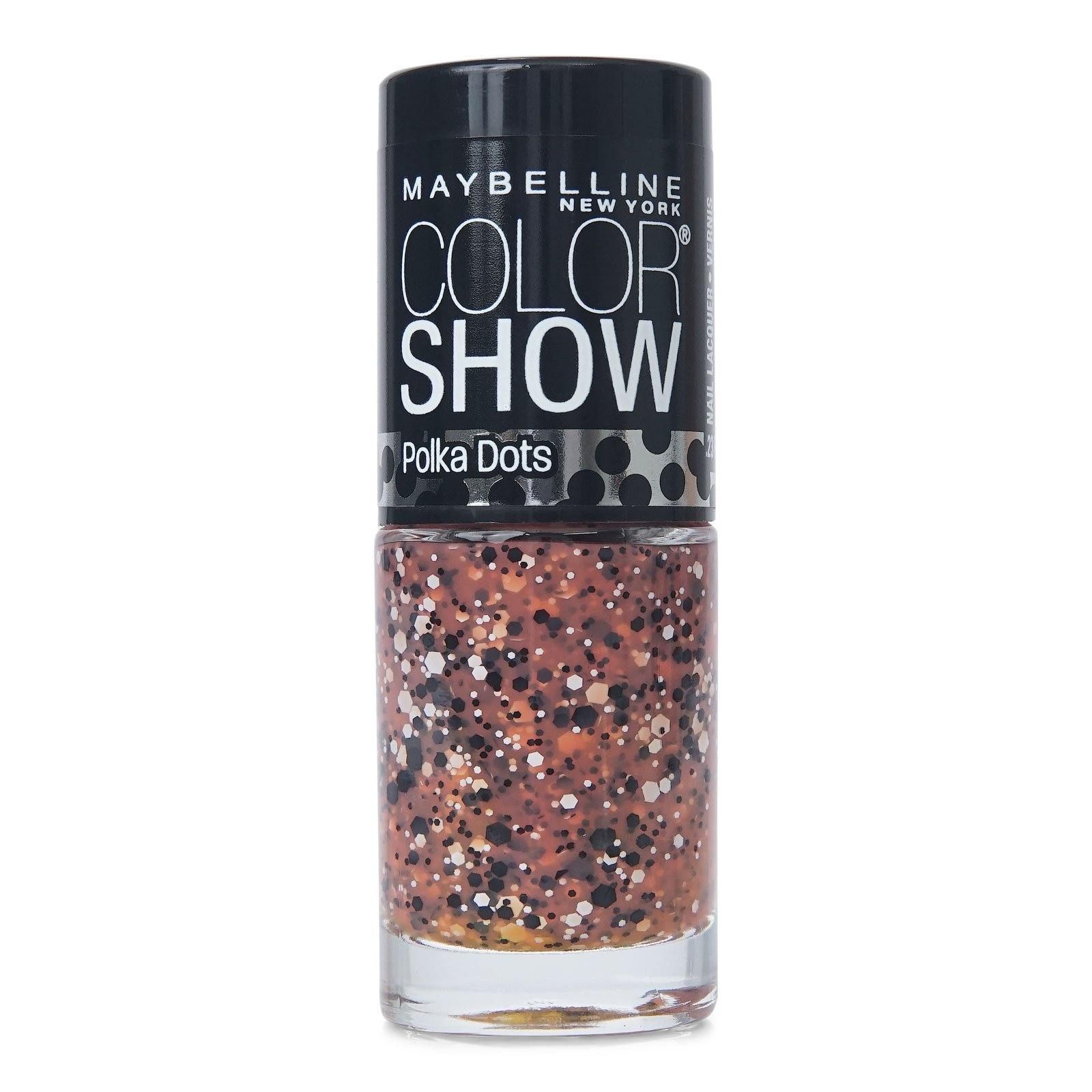 Maybelline | Color Show Nail Lacquer Polka Dots - Dotty (24/cs)