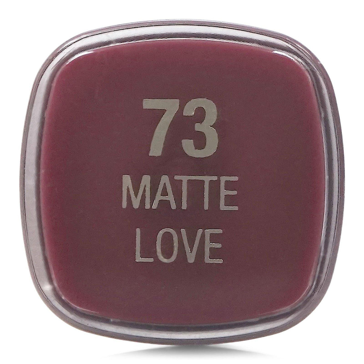 MILANI MATTE COLOR STATEMENT LIPSTICK- LOVE (24/cs)
