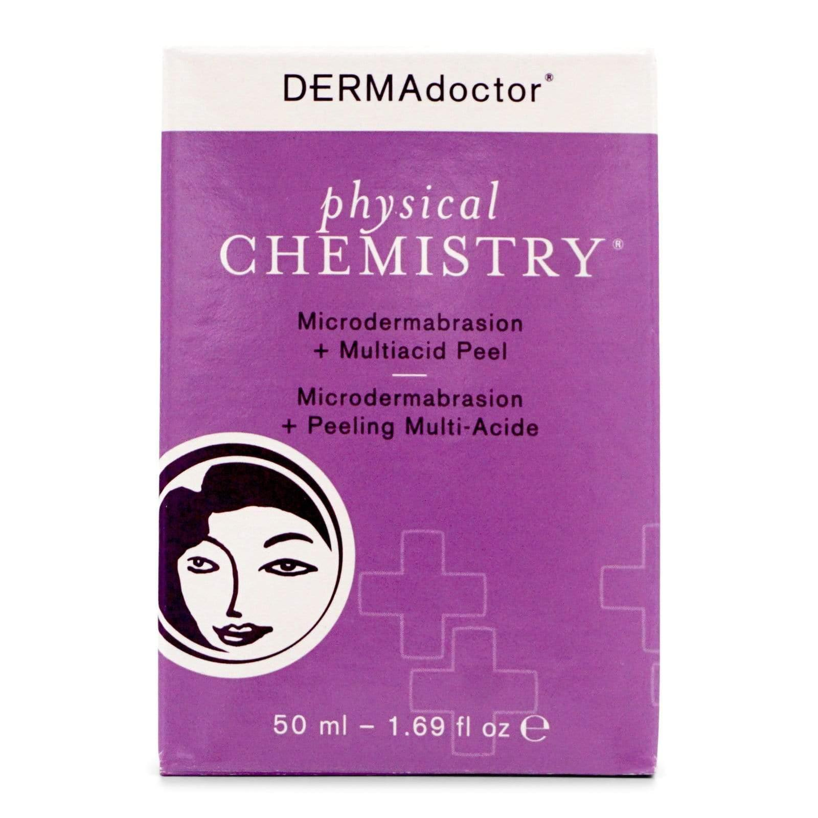 DermaDoctor Physical Chemistry Microdermabrasion + Multiacid Peel - (50ml/1.69oz) (12/cs)