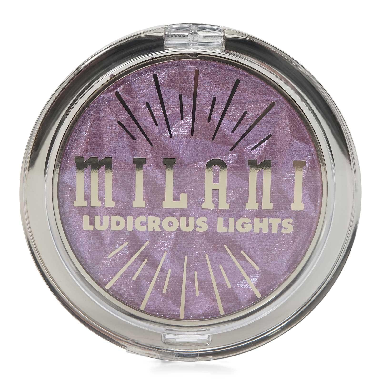 MILANI LUDICROUS LIGHTS CHROME HIGHLIGHTER - PINK A ROO (24/cs)