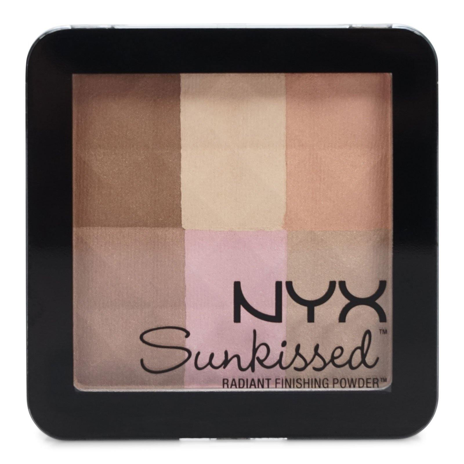 NYX Makeup Radiant Finishing Powder, Sun Kissed (24/cs)