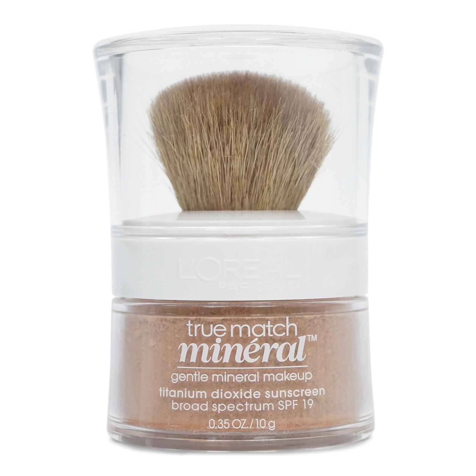 L'Oreal True match gentle mineral powder makeup - Honey Beige (24/cs)