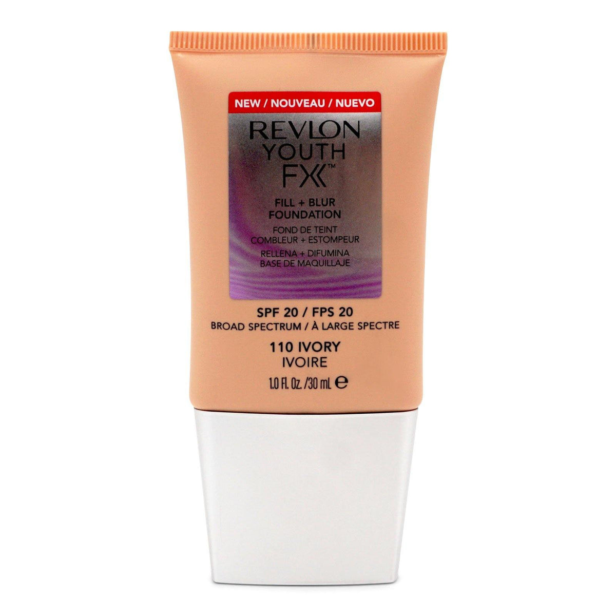 Revlon YOUTH FX FILL + BLUR SPF 20 FOUNDATION (24/cs)