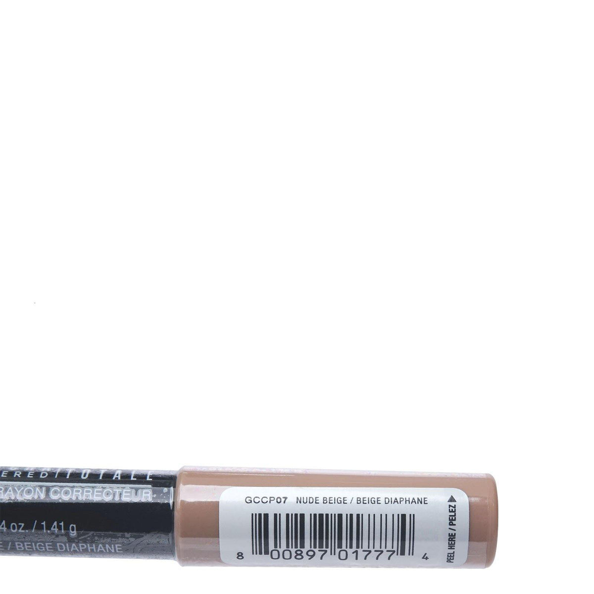 NYX CONCEALER PENCIL- NUDE BEIGE  -  (24/cs)