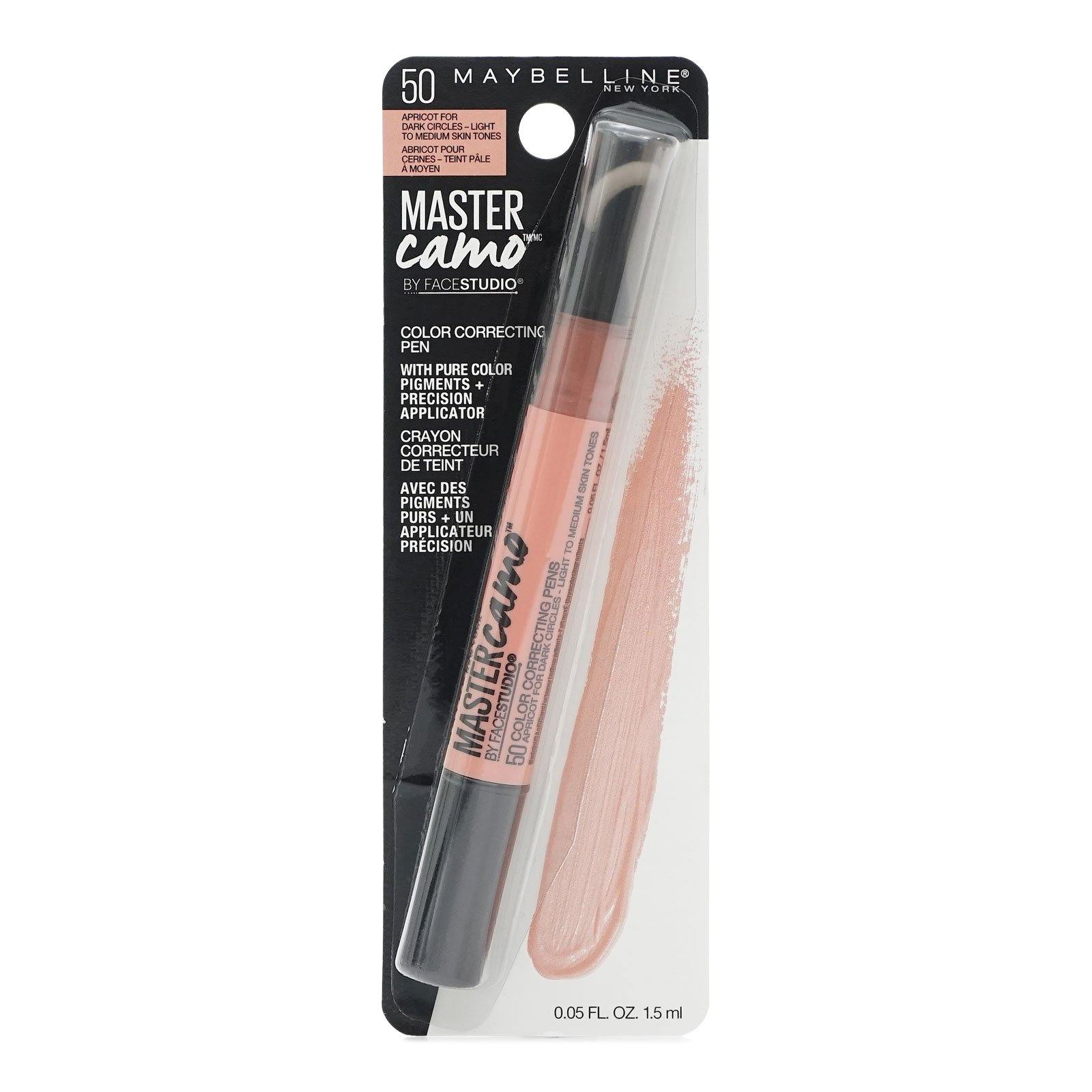 MAYBELLINE MASTER CAMO CONCEALER PEN- APRICOT (24/cs)