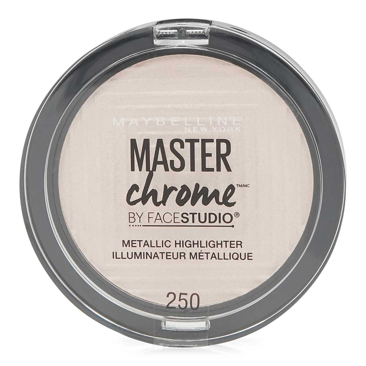 MAYBELLINE MASTER CHROME HIGHLIGHTER - NIKKI (24/cs)