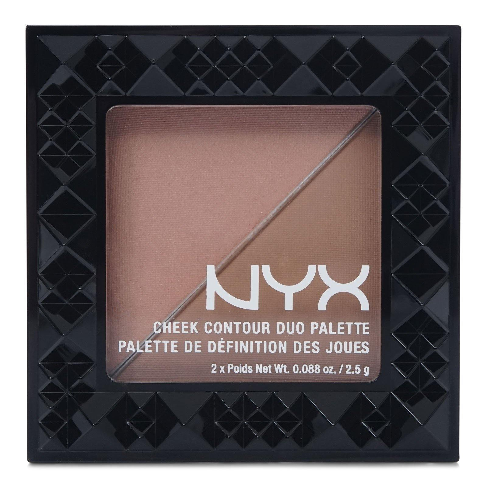 Cheek Contour Duo Palette, Two To Tango - Creates natural-looking contour.  (24/cs)