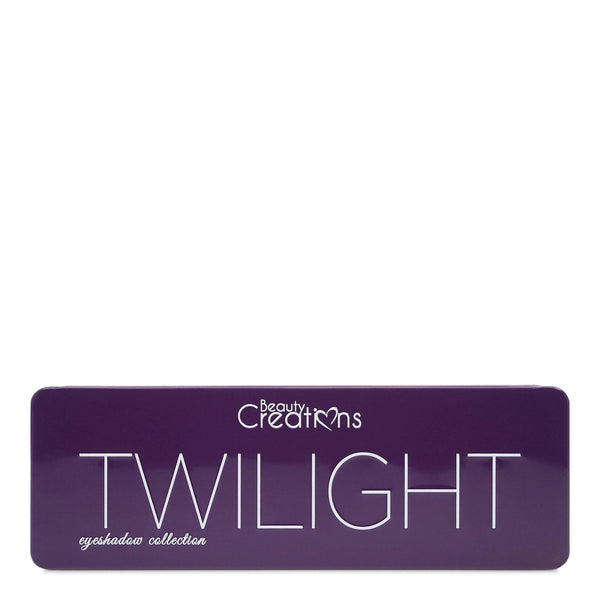 Beauty Creations EYESHADOW PALETTE TWILIGHT- 12 COLOR- EP03 (12/cs)