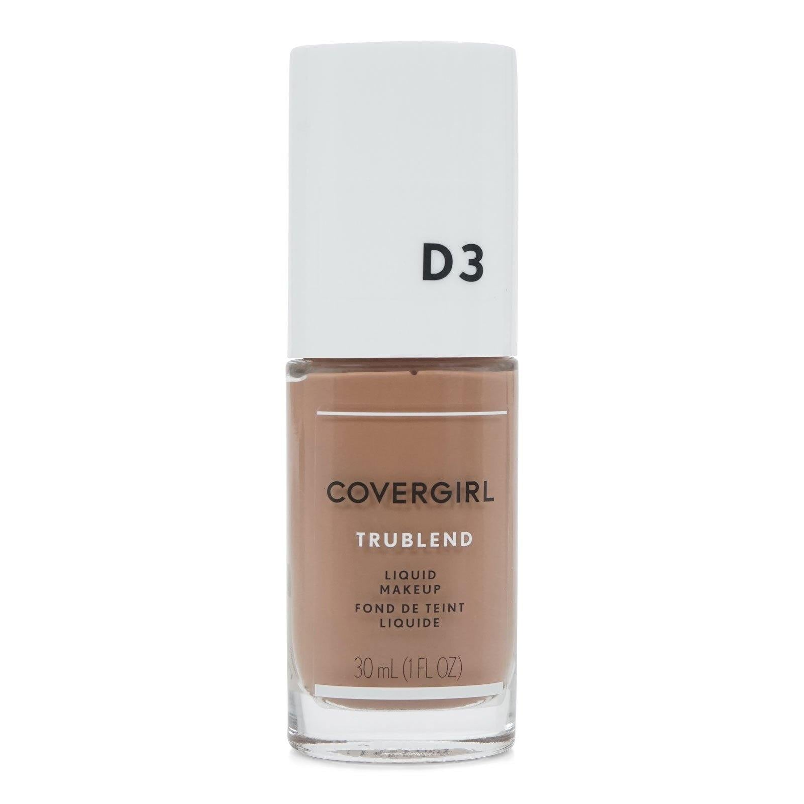 COVERGIRL TRUBLEND LIQUID FOUND- HONEY BEIGE (12/cs)
