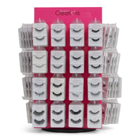 BEAUTY CREATIONS | Eyelash Display Case of 288