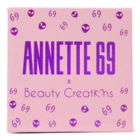 BEAUTY CREATIONS | Resaltador Annette 69 (Caja de 12)