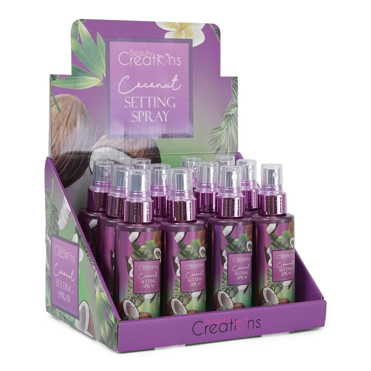 BEAUTY CREATIONS | Coconut Setting Spray (Case of 12)