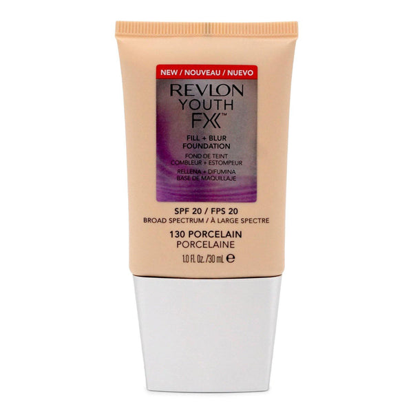 Revlon youth FX fill + blur foundation SPF20 - Porcelain (24/cs)