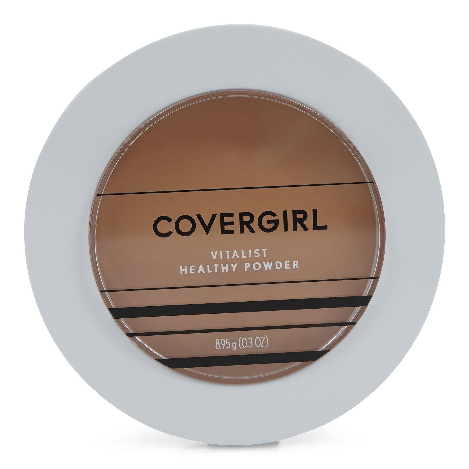 COVERGIRL VITALIST HEALTHY POWDER- WARM BEIGE (12/cs)
