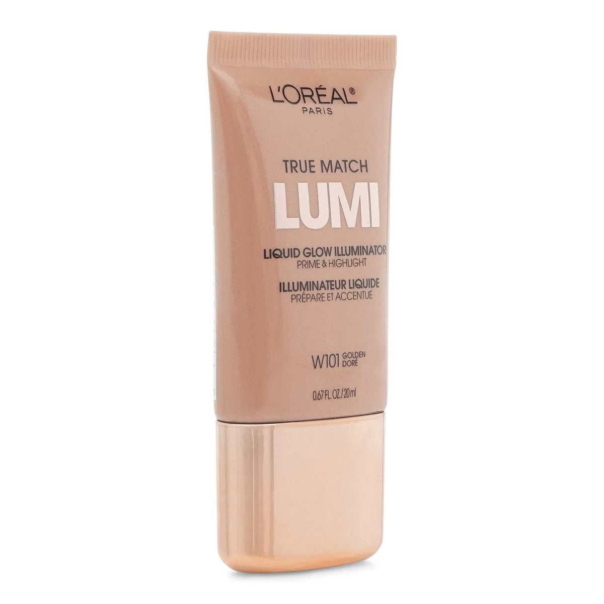 L'Oreal True Match Liquid Light Glow Enhancer- Golden (24/cs)