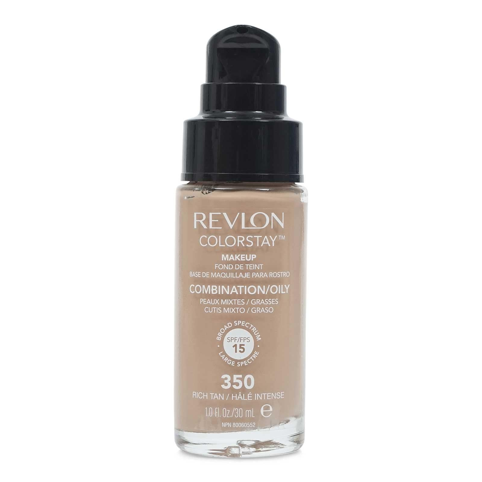 Revlon | Colorstay Foundation, SPF 15 Combination/ Oily Skin (12/cs)